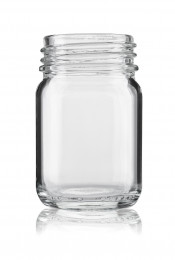 Wide-mouth jar