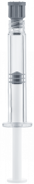 ClearJect® COP luer lock syringe