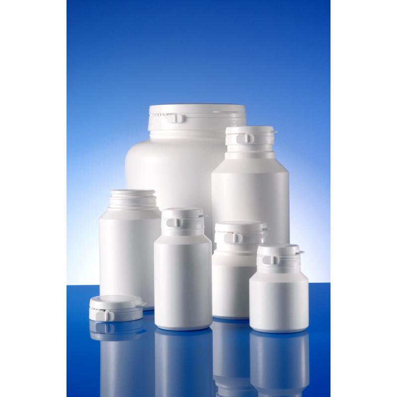 Duma® Special plastic container for solid pharmaceuticals