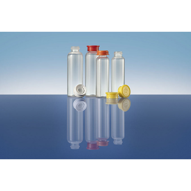 Frascos PET flaconete,  packaging plástico para productos farmacéuticos (13ml)
