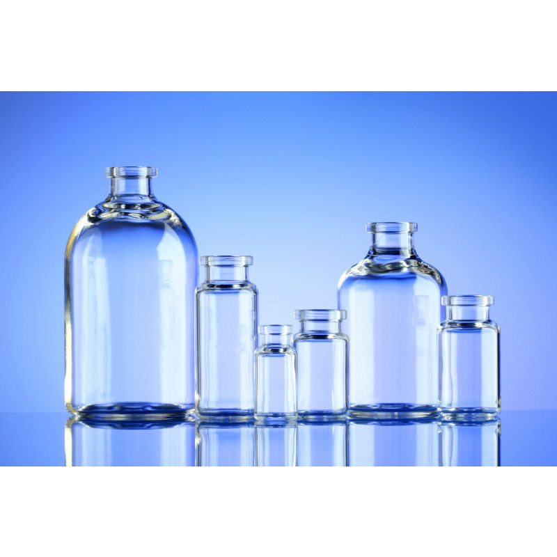 MultiShell multilayer COP PA COP vials (pharmaceutical packaging)