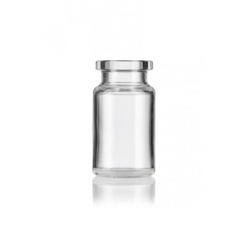 Monolayer vial