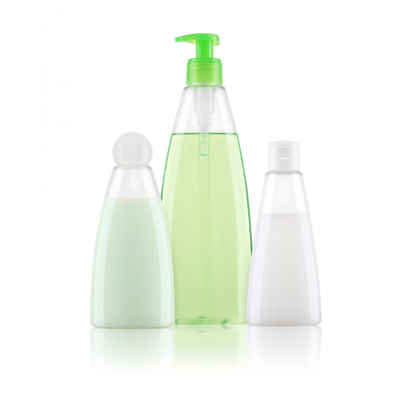 Oval LAMBDA bottles