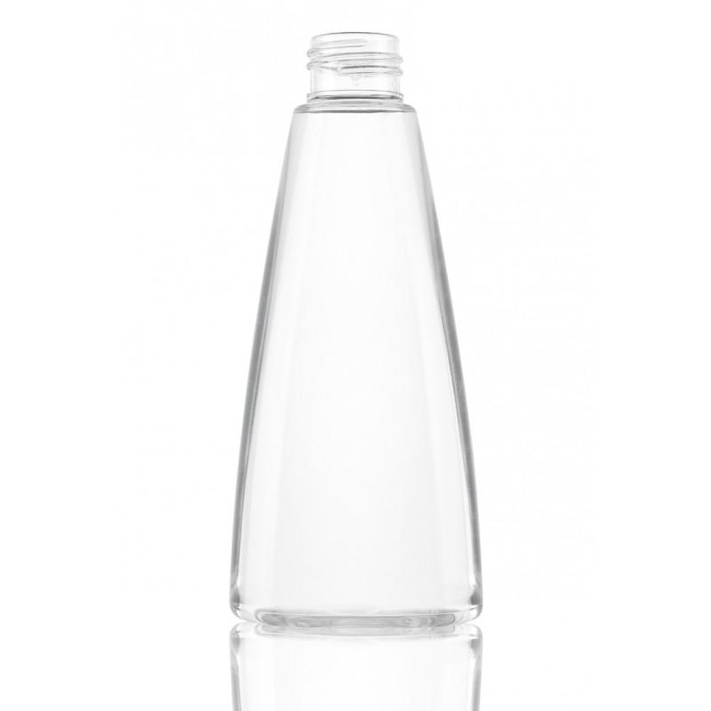 Oval LAMBDA bottle