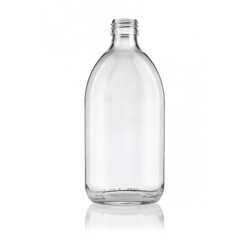 MG_Syrup bottle_Clear_500ml_2015_72dpi_176mm