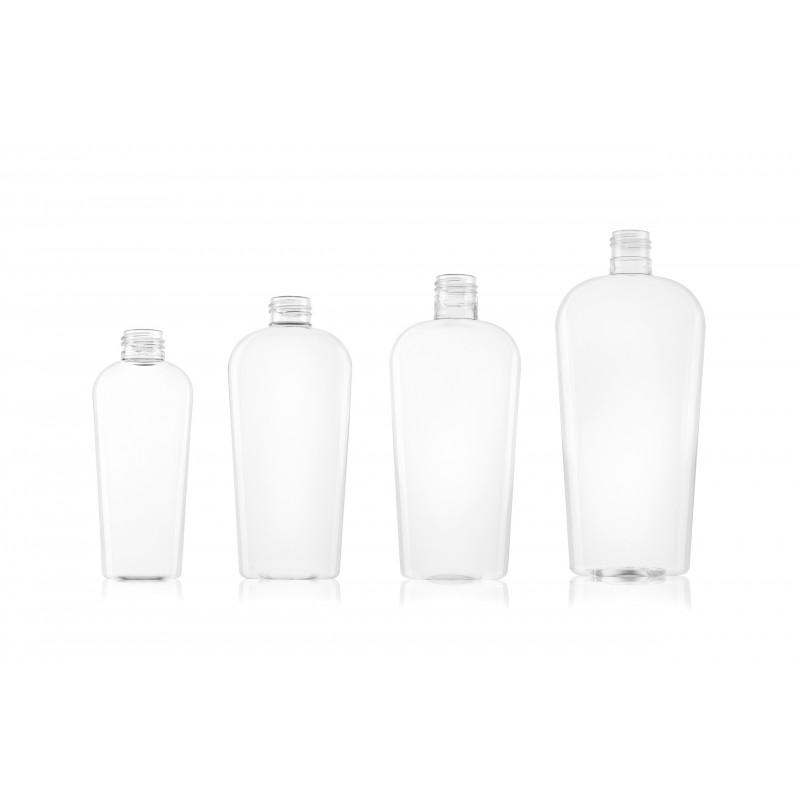 Oval GAMMA bottles