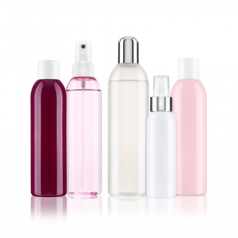 Round RO bottles