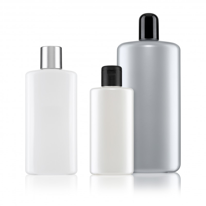 Oval TAU bottles