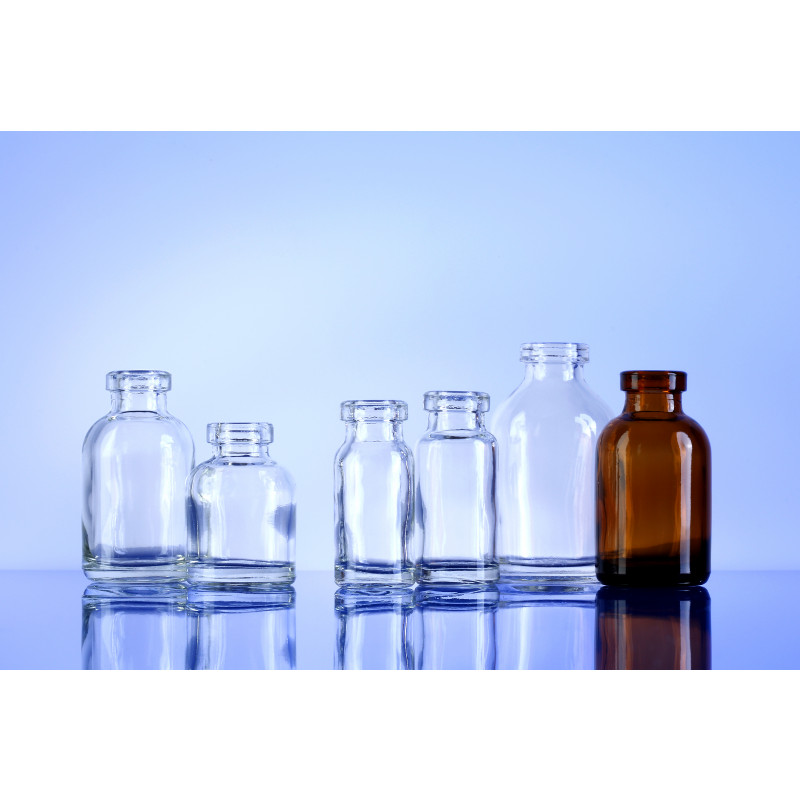Type I bottles Metro, amber and flint, for pharmaceuticals_300dpi