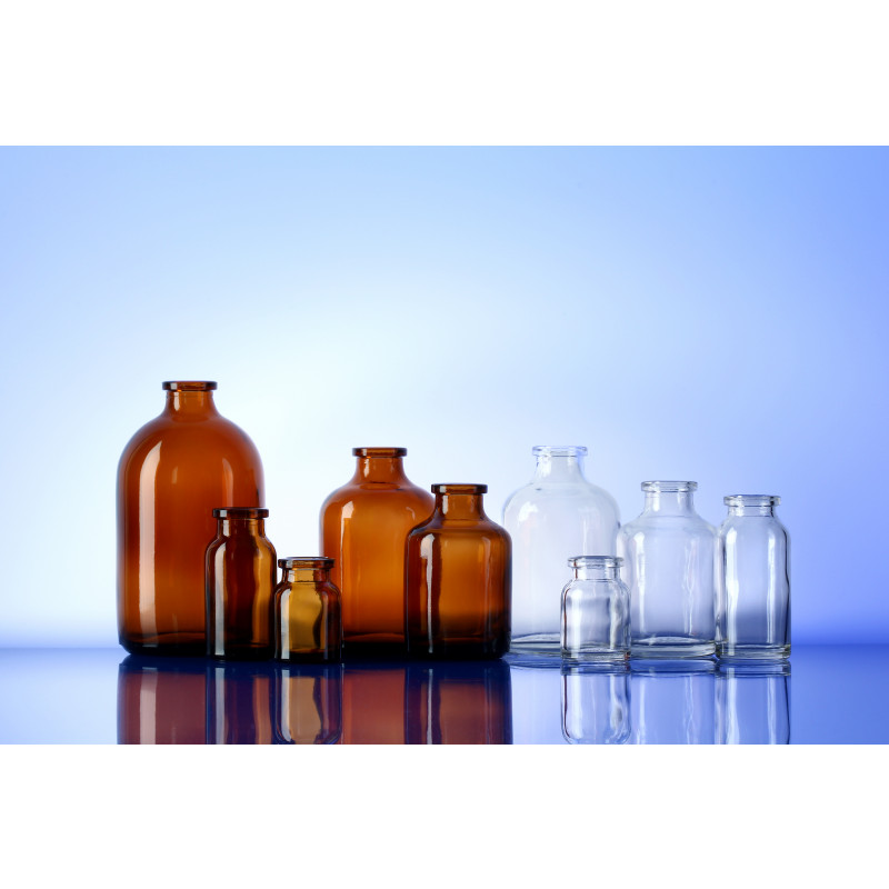 Type I bottles Victory, amber and flint, for pharmaceuticals_300dpi