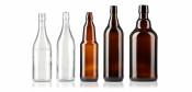 Beer and pop bottles