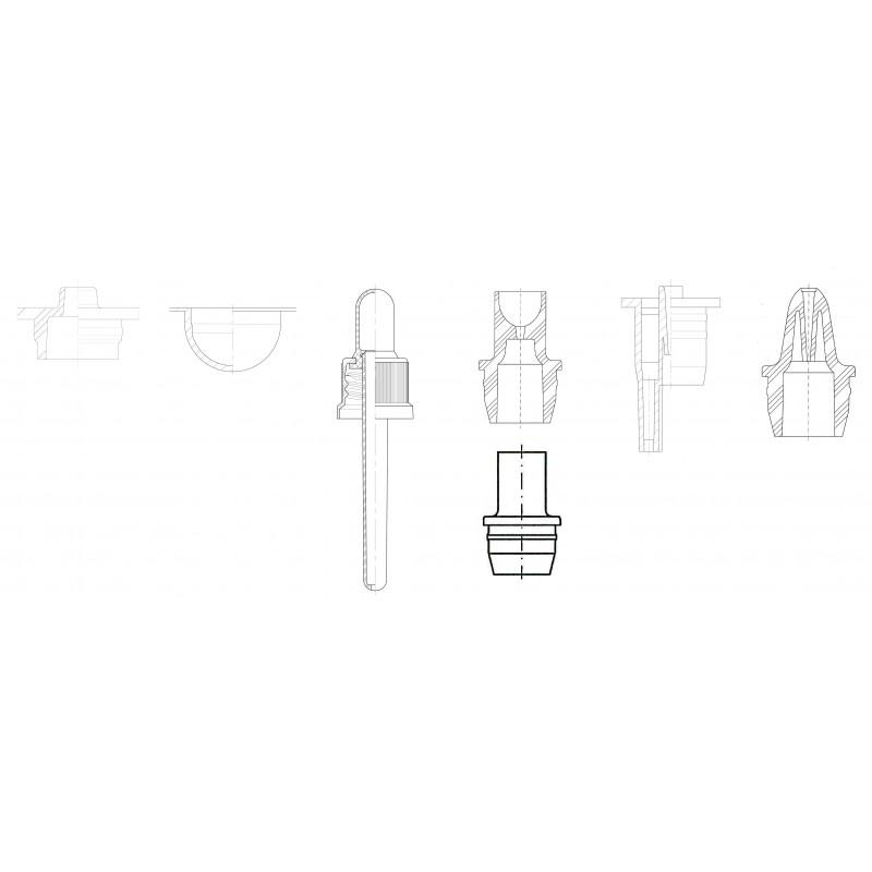 Gerresheimer fabrica goteros e insertos para packaging farmacéutico