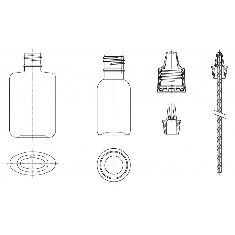 Gerresheimer fabrica sistemas goteros para productos farmacéuticos.