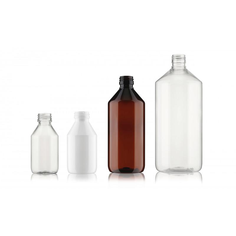 LP bottles PP28 neck