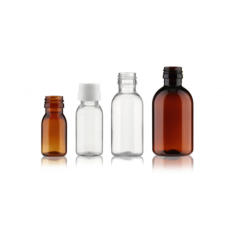 ST bottles PP18 product family
