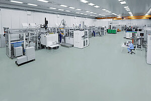 Lab disposables, injection molding, plastics