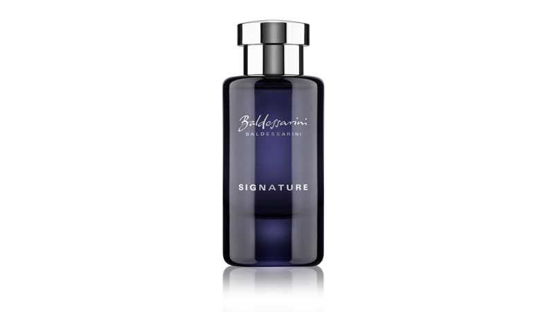 Baldessarini Signature - the design is as much a statement as the fragrance itself.