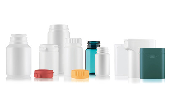 Nutritional supplements containers