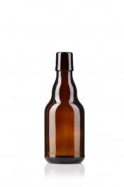 Bierflasche mit Bügelverschluss