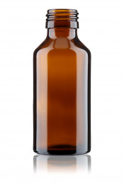 Euro-Medizin-Flasche