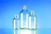 Flasche für die Forschung und Pharmazie