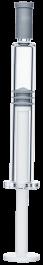 ClearJect® COP-Luerkonus Spritze