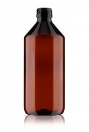 LP Flasche mit Flaschenhals PP28