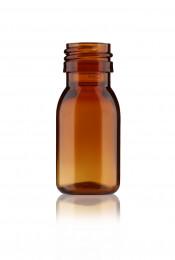 ST Flasche mit Flaschenhals PP18