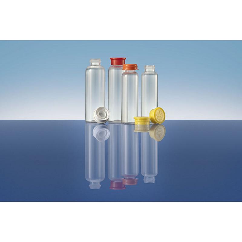 Frascos PET flaconete,  packaging plástico para productos farmacéuticos (17ml)