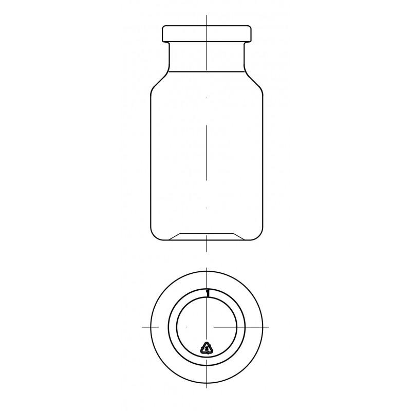 Gerresheimer produz sistema snap on de plástico para produtos farmacêuticos.