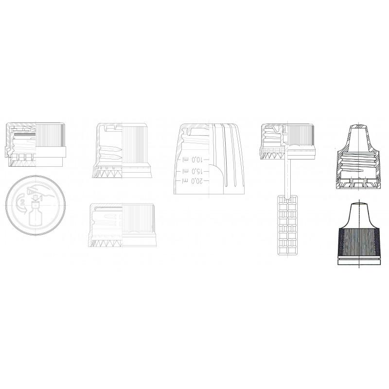 Gerresheimer fabrica tapas para packaging farmacéutico