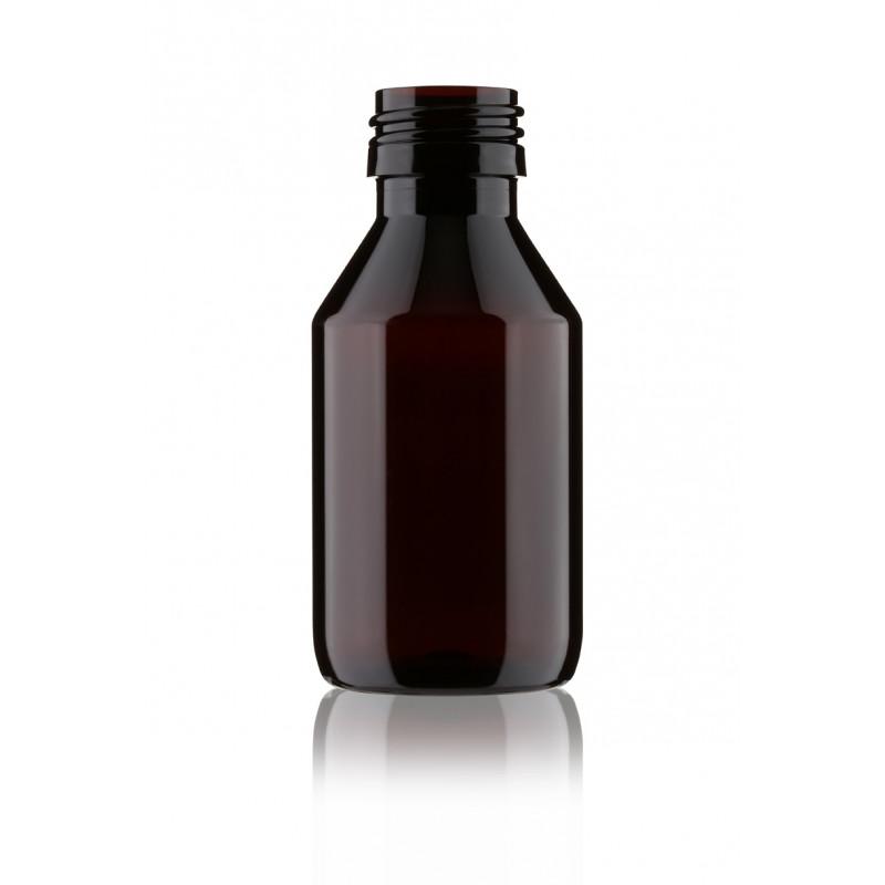PL Flasche mit Flaschenhals PP28