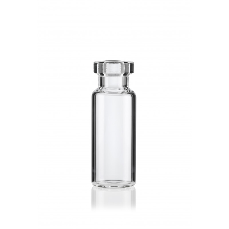 ISO vial made of flint glass with printing for pharmaceuticals_300dpi