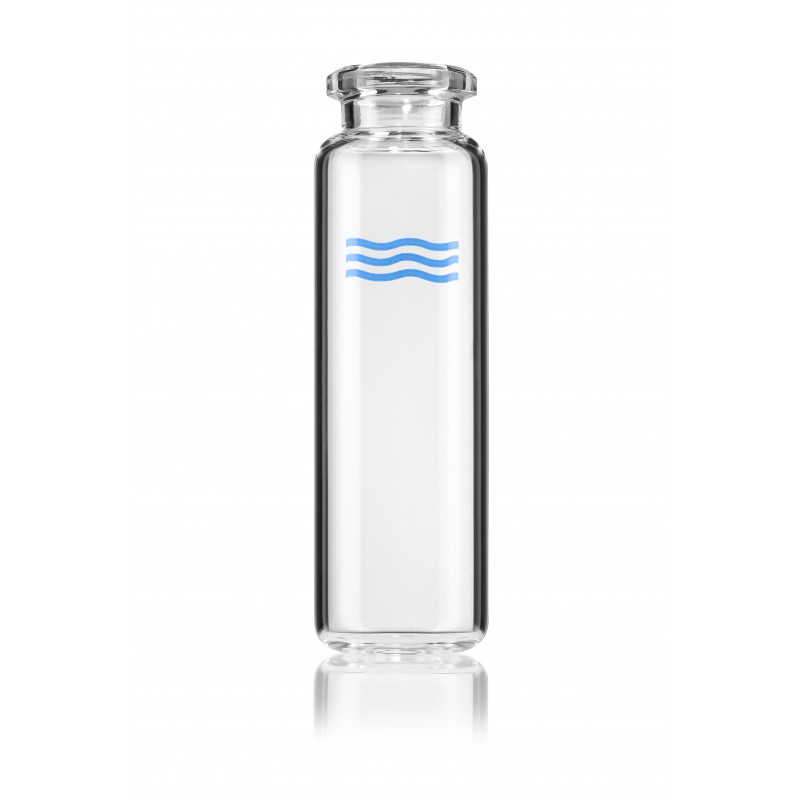 MX vial made of flint glass with printing for pharmaceuticals_300dpi
