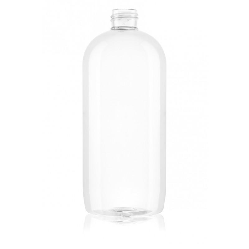 Flasche OMEGA (rund)