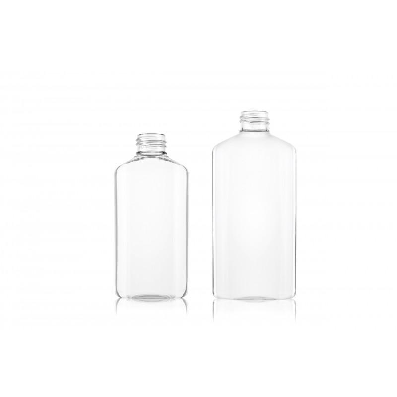 Flaschen DELTA (oval)