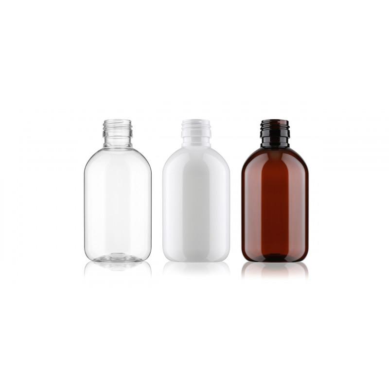 OM Flasche mit Flaschenhals PP28