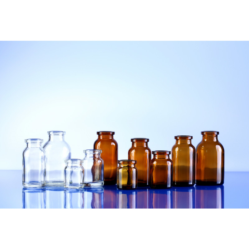 Type I bottles National, amber and flint, for pharmaceuticals_300dpi